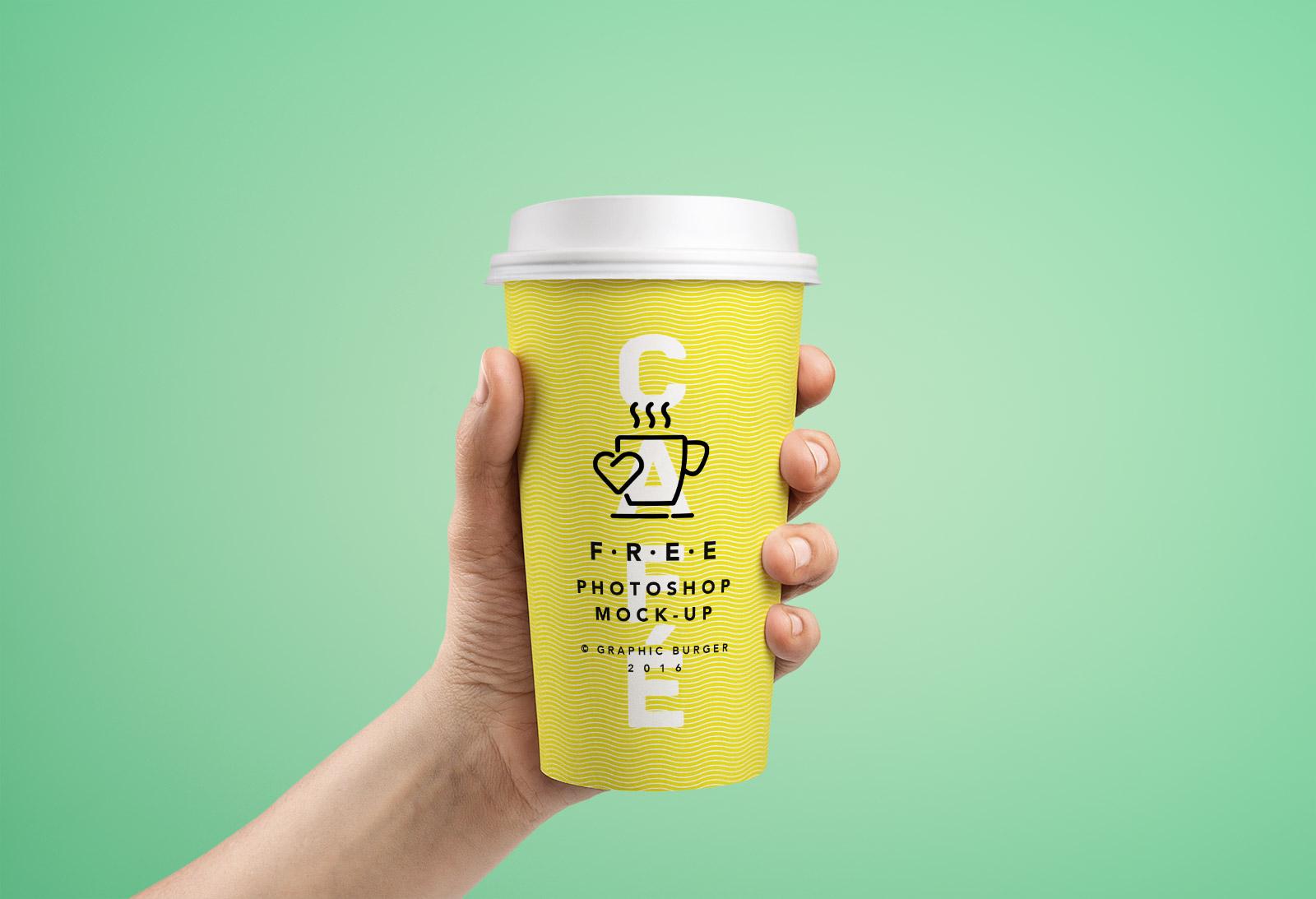 Rebranded Cup